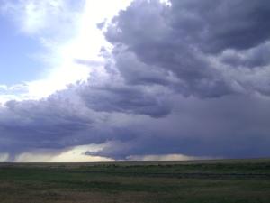 Storm across the Plains